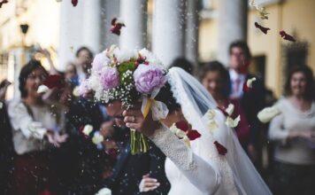 Sukienka do ślubu kościelnego