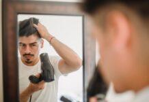 Samodzielne strzyżenie włosów