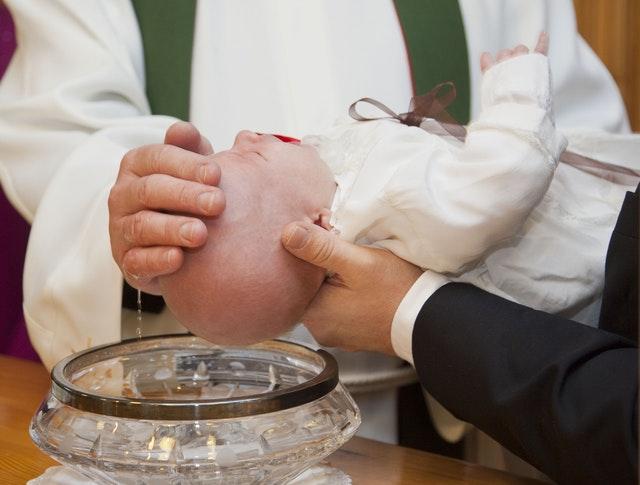 prezent na chrzest