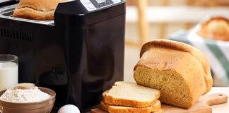 Jak łatwo upiec chleb w domu